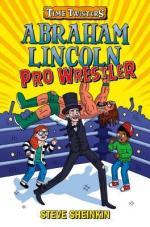 Abraham-Lincoln-Pro-Wrestler