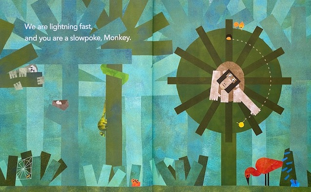 Monkey-Time-SPREAD